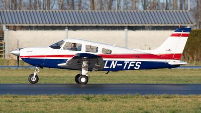 LN-TFS - Piper PA-28-181 Archer III - Private