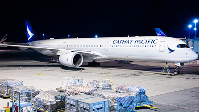 A picture of BLXC - Airbus A3501041 - Cathay Pacific - © HillsJayden