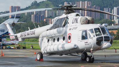 RA-27131 - Mil Mi-8MTV-1 Hip - United Nations (UN)