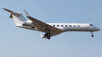ANX-1201 - Gulfstream G550 - Mexico - Navy