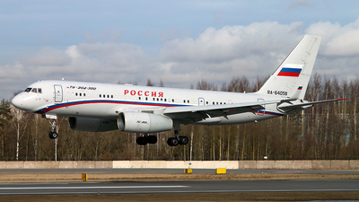 A picture of RA64058 - Tupolev Tu204300 -  - © Malyshev Andrei