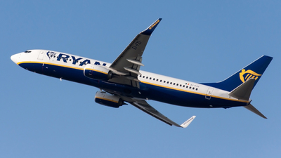 EI-FZI - Boeing 737-8AS - Ryanair