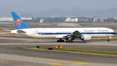 B-2048 - Boeing 777-31BER - China Southern Airlines