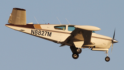 N8872M - Beechcraft S35 Bonanza - Private