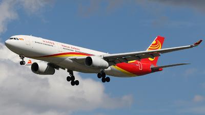 B-1098 - Airbus A330-343 - Hainan Airlines