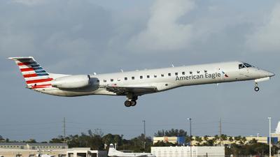 N618AE - Embraer ERJ-145LR - American Eagle (Envoy Air)