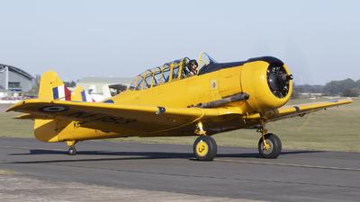 G-CORS - North American AT-16A Harvard IIB - Private