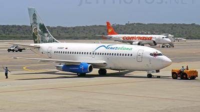 YV268T - Boeing 737-232(Adv) - Venezolana - Linea Aérea de Venezuela