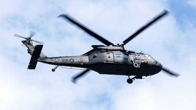 943 - Sikorsky UH-60M Blackhawk - Taiwan - Air Force