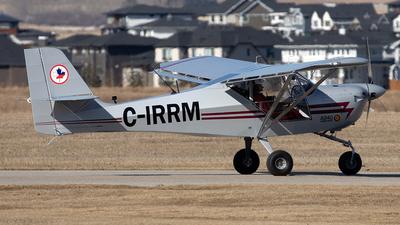 C-IRRM - Aerotrek A240 - Private