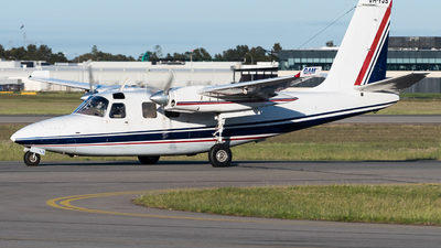 A picture of VHYJS - Aero Commander 500S - [3315] - © Andrew Lesty