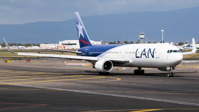 CC-BDC - Boeing 767-316(ER) - LAN Airlines