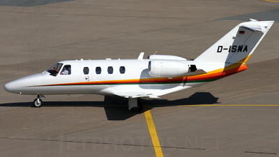 A picture of DISWA - Cessna 525 CitationJet CJ1 - [5250236] - © Daniel Schwinn