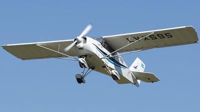 LV-X595 - Homebuilt Aircraft Facil MS 1/3 - Private