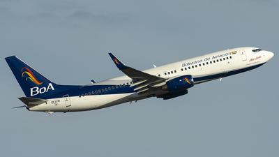 CP-3138 - Boeing 737-8Q8 - Boliviana de Aviación (BoA)