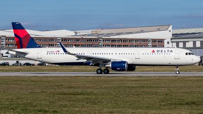 N378DN - Airbus A321-211 - Delta Air Lines