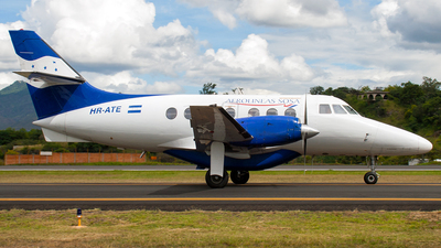 HR-ATE - British Aerospace Jetstream 31 - Aerolineas Sosa