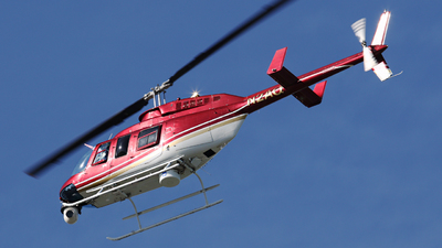 N2AQ - Bell 206L-4 LongRanger - Private