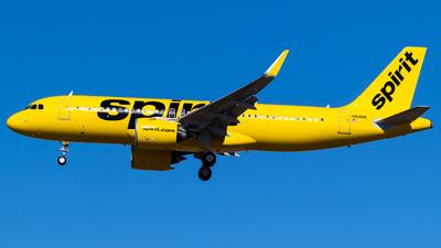 N918NK - Airbus A320-271N - Spirit Airlines