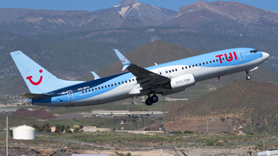 A picture of OOSRO - Boeing 73786N - TUI fly - © Manuel EstevezR