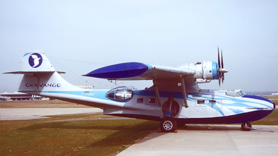 C-FCRR - Consolidated PBY-5A Catalina - Private