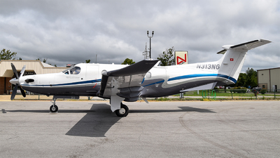 N313NG - Pilatus PC-12/47E - Private