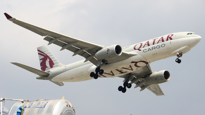 A picture of A7AFI - Airbus A330243F - Qatar Airways - © Quang_Minh_024