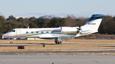 N936AM - Gulfstream G-IV(SP) - Private