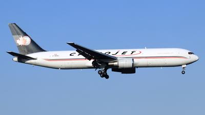 C-GUAJ - Boeing 767-35E(ER)(BCF) - Cargojet Airways