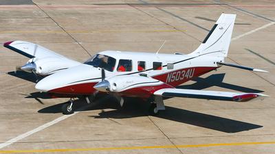N5034U - Piper PA-34-220T Seneca V - Private