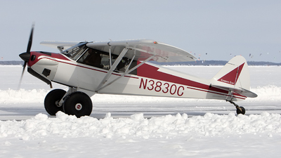 N3830C - Cub Crafters CarbonCub EX - Private