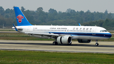 B-309K - Airbus A320-251N - China Southern Airlines