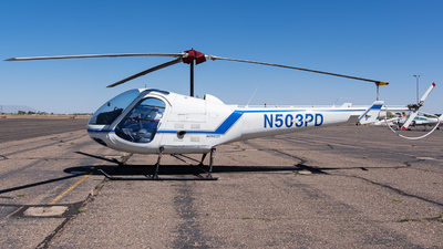 N503PD - Enstrom F-28F - Private