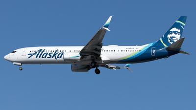 N440AS - Boeing 737-990ER - Alaska Airlines