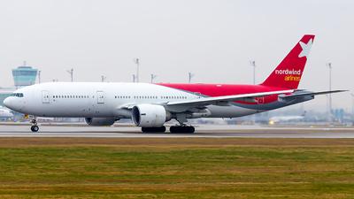 VQ-BUD - Boeing 777-2Q8(ER) - Nordwind Airlines