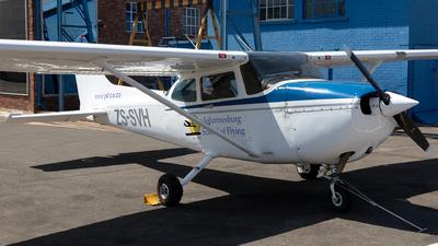 ZS-SVH - Cessna 172P Skyhawk - Johannesburg School of Flying