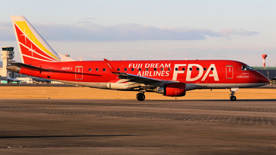 JA01FJ - Embraer 170-100STD - Fuji Dream Airlines