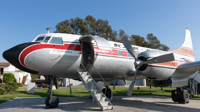 OH-VKN - Convair CV-440 - Kar-Air