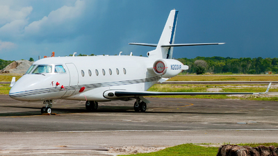 N200VR - Gulfstream G200 - Private