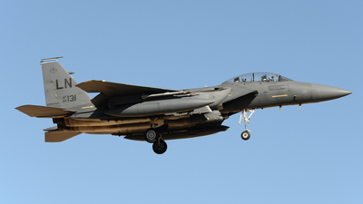 98-0131 - Boeing F-15E Strike Eagle - United States - US Air Force (USAF)