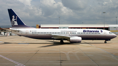 SE-DZM - Boeing 737-804 - Britannia Airways AB