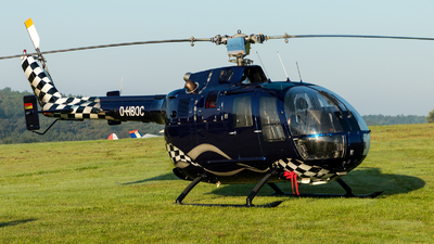 D-HBOC - MBB Bo105C - Private