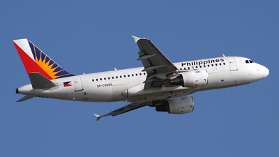 RP-C8600 - Airbus A319-112 - Philippine Airlines