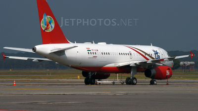 VT-VJM - Airbus A319-133X(CJ) - Kingfisher Airlines