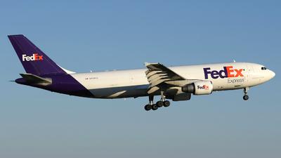 A picture of N742FD - Airbus A300B4622R(F) - FedEx - © DJ Reed - OPShots Photo Team