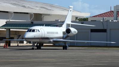 N358DA - Dassault Falcon 2000EX - Private
