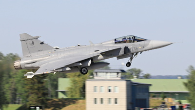 9236 - Saab JAS-39C Gripen - Czech Republic - Air Force
