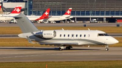 M-ROCA - Bombardier CL-600-2B16 Challenger 605 - Private