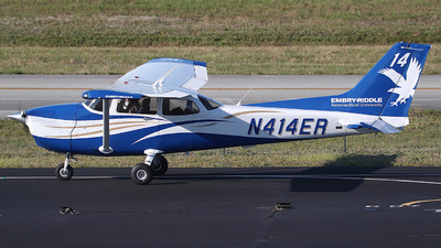N414ER - Cessna 172S Skyhawk SP - Embry-Riddle Aeronautical University (ERAU)