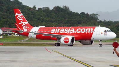 A picture of 9MAGO - Airbus A320251N - AirAsia - © Vicknesh PS